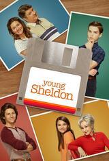 Young Sheldon - Staffel 5 - Poster