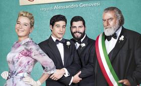 My Big Gay Italian Wedding mit Salvatore Esposito, Diego Abatantuono, Monica Guerritore und Cristiano Caccamo Caccamo - Bild 10