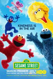Sesame Street - Poster