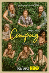 Camping - Poster