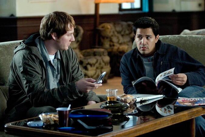 Hostel mit Jay Hernandez und Derek Richardson