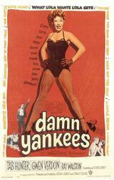 Damn Yankees! - Poster