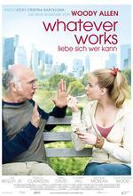 Whatever Works - Liebe sich wer kann Poster