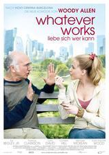 Whatever Works - Liebe sich wer kann - Poster