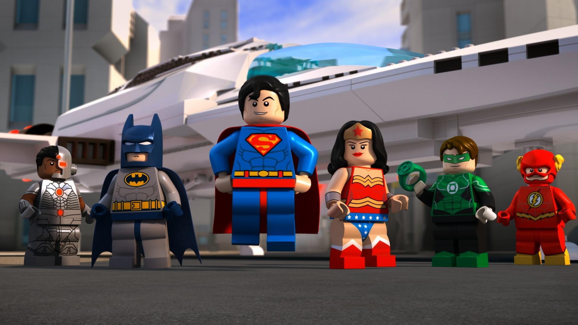 Gerechtigkeitsliga Lego