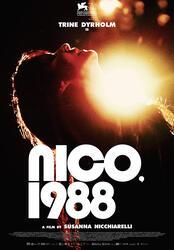 Nico, 1988 Poster