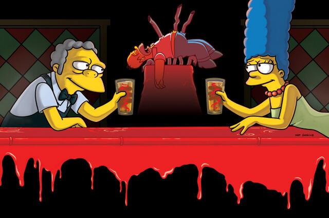 Die Simpsons - Staffel 21