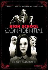 High School Confidential - Der Teufel trägt Minirock - Poster