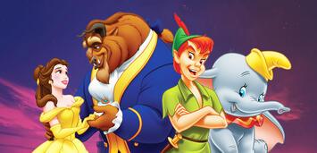 Bild zu:  Welcher ist der beste Disney-Zeichentrickfilm?