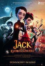 Jack und das Kuckucksuhrherz Poster