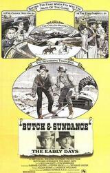 Butch und Sundance - Die frühen Jahre - Poster