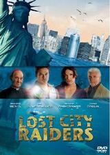 Lost City Raiders - Poster