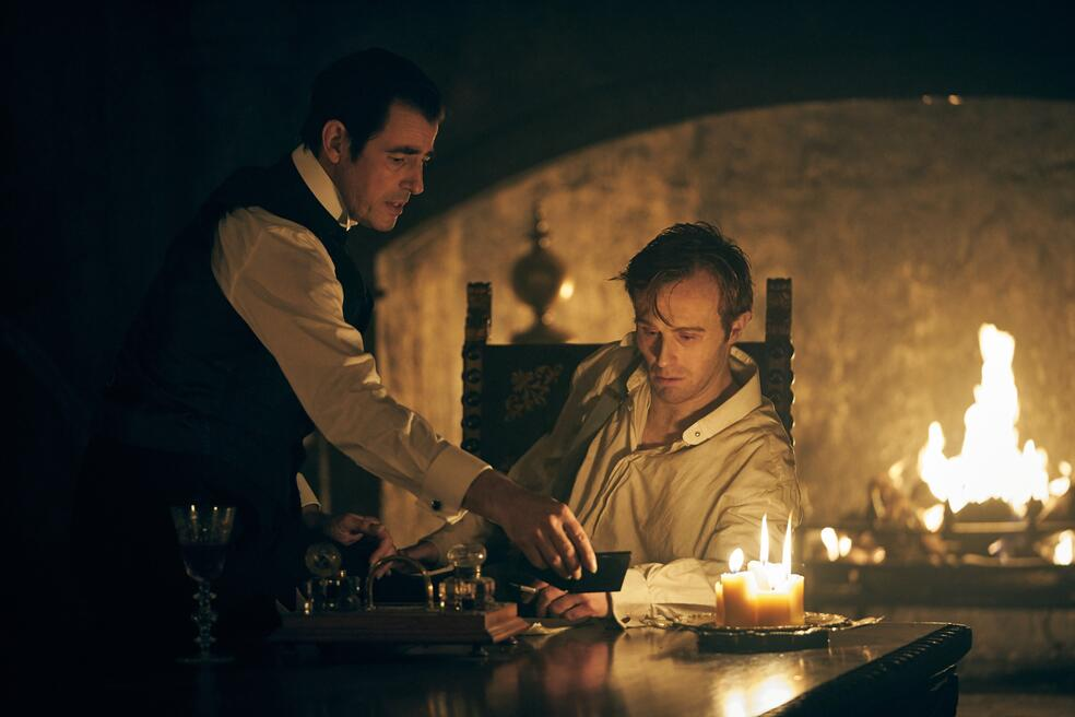 Dracula, Dracula - Staffel 1 mit Claes Bang und John Heffernan