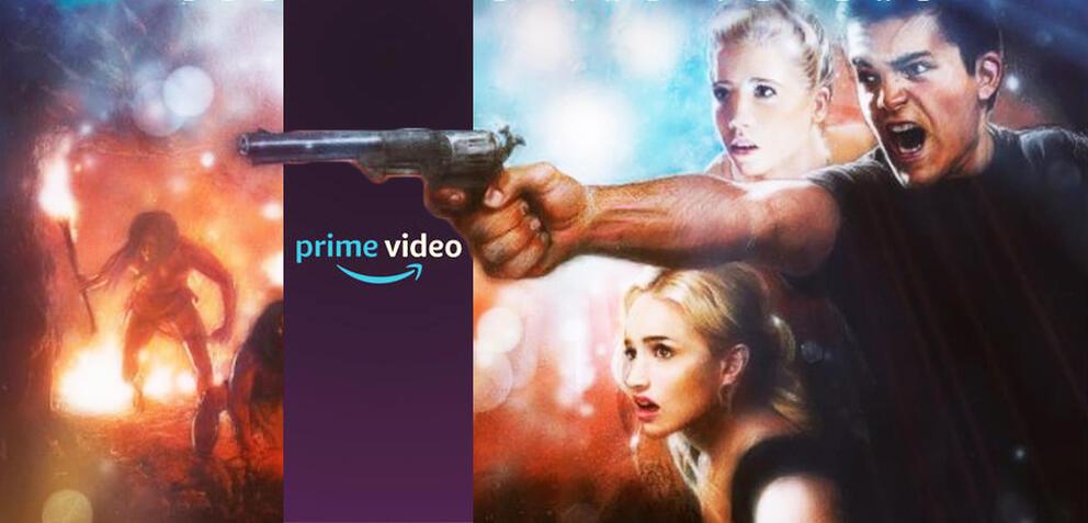 Science-Fiction Time Trap ist bei Amazon Prime verfügbar
