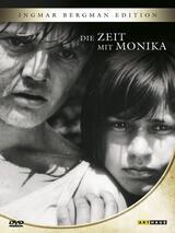 Die Zeit mit Monika - Poster