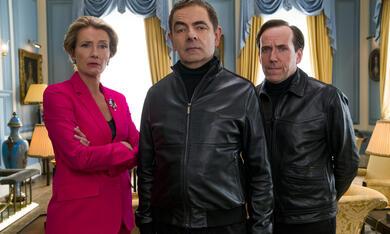 Johnny English - Man lebt nur dreimal mit Rowan Atkinson, Emma Thompson und Ben Miller - Bild 7