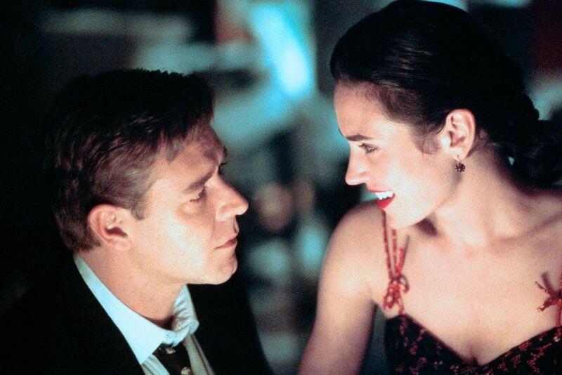 A Beautiful Mind - Genie und Wahnsinn mit Russell Crowe und Jennifer Connelly