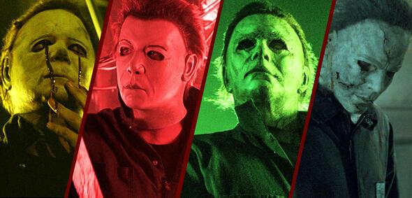 Die Gesichter des Michael Myers