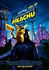 Pokémon Meisterdetektiv Pikachu - Poster