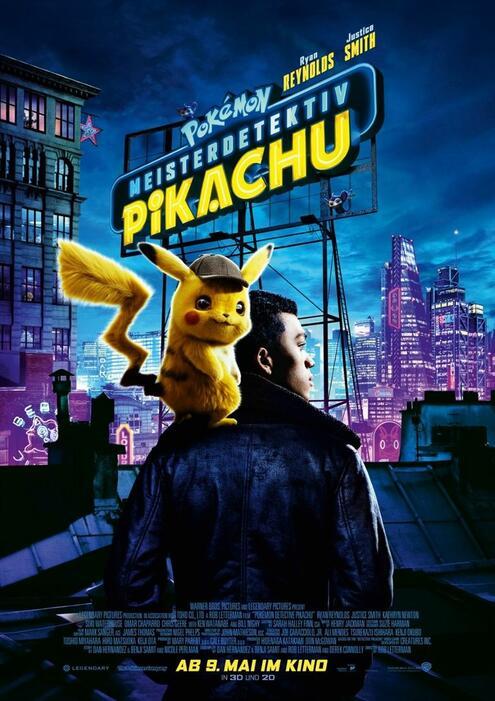Pokémon Meisterdetektiv Pikachu Fsk