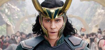 Loki wird zu Beginn der Serie noch ziemlich fies sein