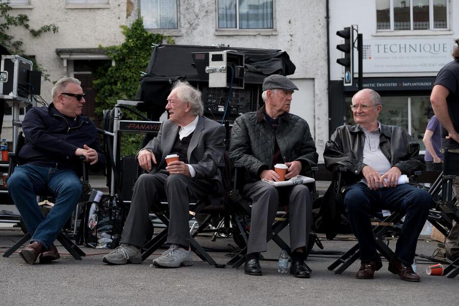 Ein letzter Job mit Jim Broadbent, Michael Gambon, Ray Winstone und Tom Courtenay