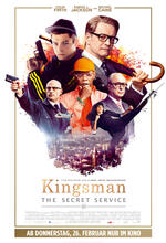 Kingsman: The Secret Service Poster