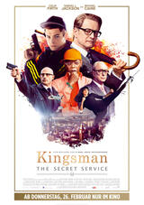 Kingsman: The Secret Service - Poster
