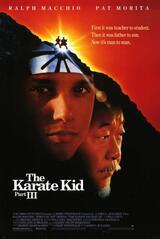 Karate Kid III - Die Letzte Entscheidung - Poster