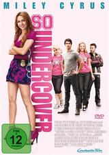 So Undercover - Poster