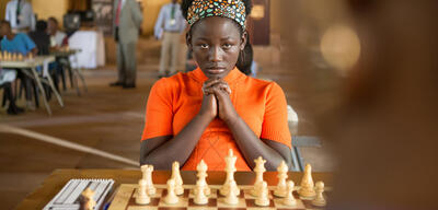 Queen of Katwe mit Madina Nalwanga