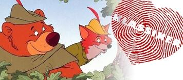 Robin Hood (1973) von Walt Disney