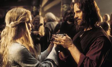 Der Herr der Ringe: Die Rückkehr des Königs mit Viggo Mortensen und Miranda Otto - Bild 1