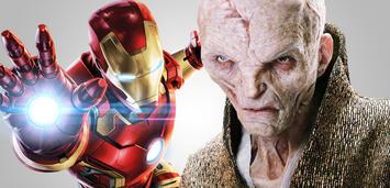 Bild zu:  Iron Man und Snoke