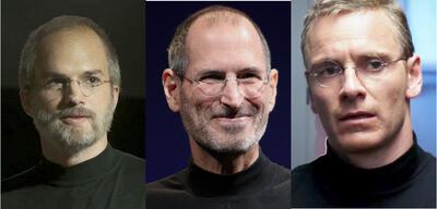 Steve Jobs und seine Filmversionen