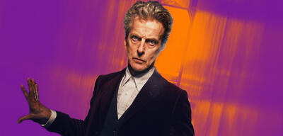 Peter Capaldi als Doktor in Doctor Who