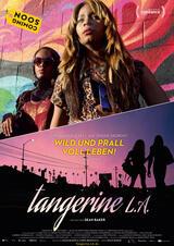 Tangerine L.A. - Poster