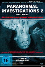 Paranormal Investigations 2 - Gacy House Poster