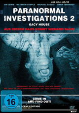 Paranormal Investigations 2 - Gacy House - Poster