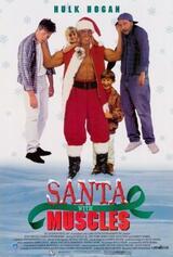 Santa Claus mit Muckis - Poster
