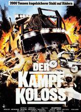 Der Kampfkoloss - Poster