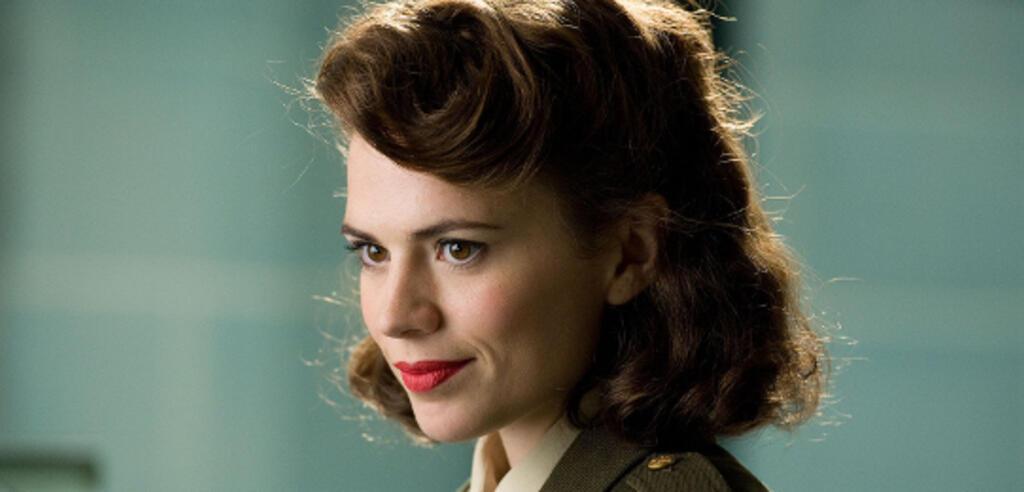 Meldet sich zum Dienst: Hayley Atwell als Agent Carter