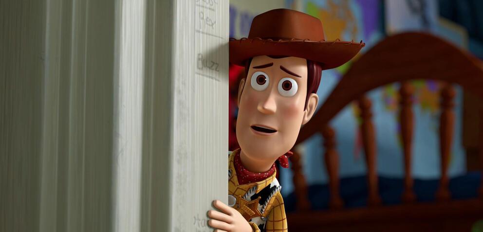 Cowboy Woody wie wir ihn kennen
