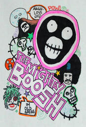 The Mighty Boosh - Poster