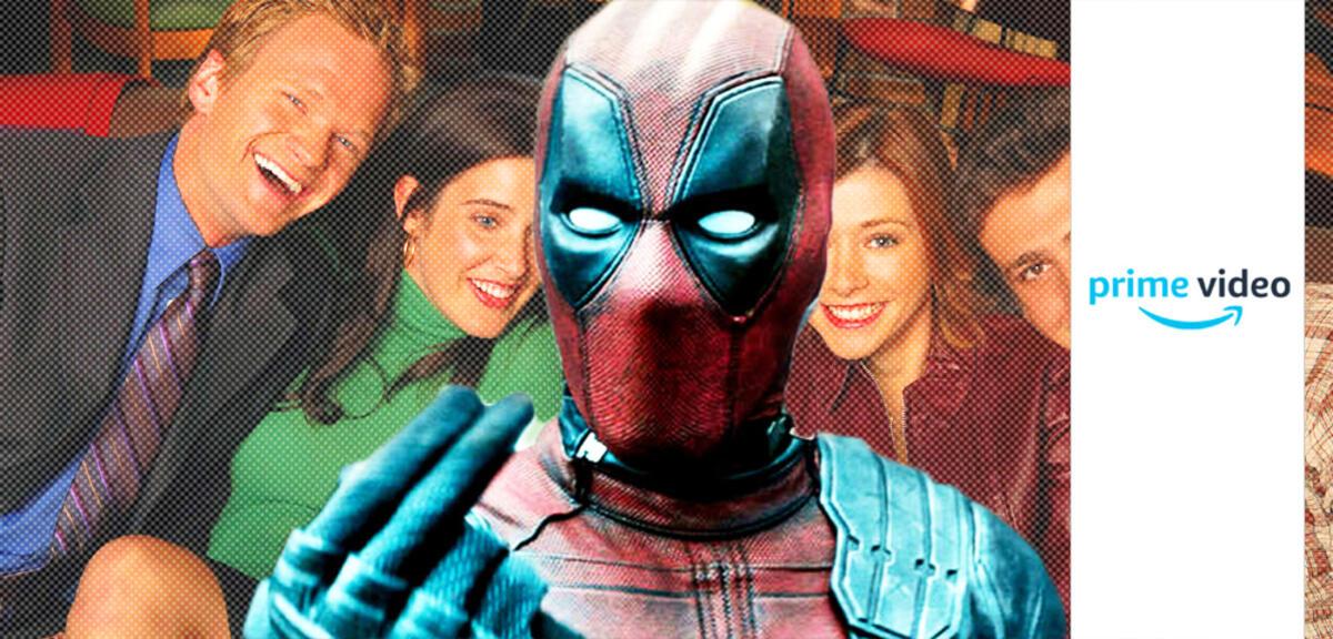 Neu bei Amazon Prime: Dreiste How I Met Your Mother-Kopie mit Marvel-Star