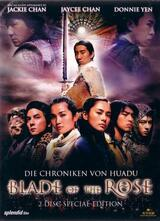 Die Chroniken von Huadu - Blade of the Rose - Poster