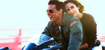 Top Gun 2 mit Tom Cruise und Jennifer Connelly