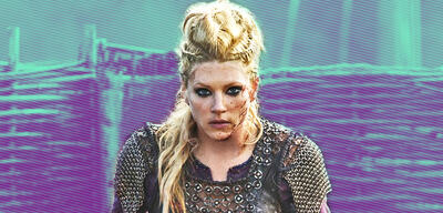 Vikings: Katheryn Winnick als Lagertha