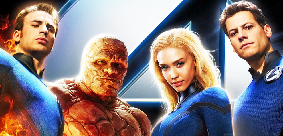 Fantastic For: Rise of the Silver Surfer