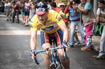 Lance Armstrong Biopic